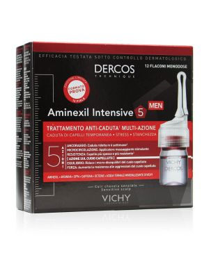 Dercos Aminexil Clinical 5 Uomo