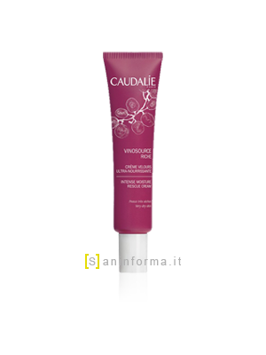 Caudalie Vinosource Riche Crema Velluto