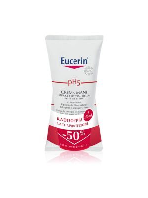 Eucerin pH5 Duo Crema Mani