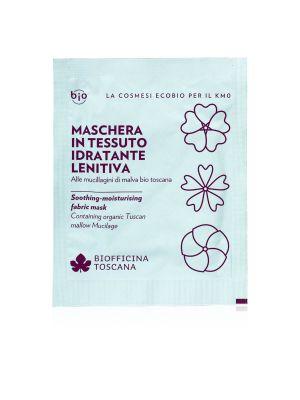 Biofficina Toscana Maschera in tessuto Idratante Lenitiva