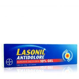 Lasonil Antidolore Gel 120 G Dolori Articolari E Muscolari Gel Schiume Creme E Cerotti Saninforma