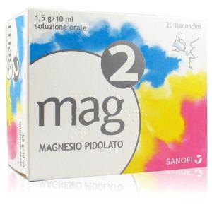 Mag 2 1,5/10 ml Soluzione Orale