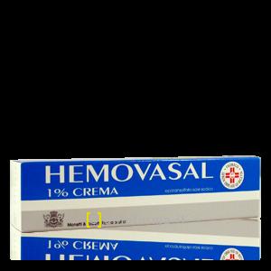 Hemovasal 1% Crema Ematomi