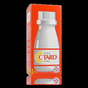 C-Tard capsule mg 500