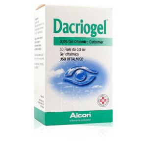 Dacriogel 0,3% Gel Oftalmico Carbomer
