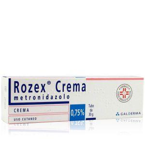Rozex 0,75 Crema Metronidazolo