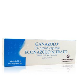 Ganazolo 1% Crema Vaginale Tubo con Applicatore