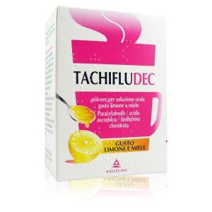 Tachifludec Polv. Miele - Limone 10 bustine