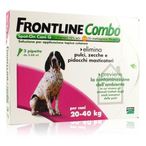 Frontline Combo Spot-On Cani G