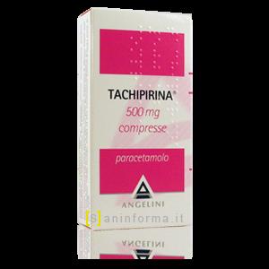Tachipirina 500 mg 30 Compresse