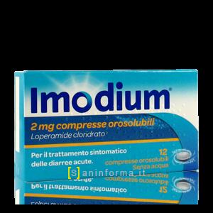 Imodium cpr orosolubili 2mg