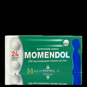 Momendol 220 mg Compresse Rivestite