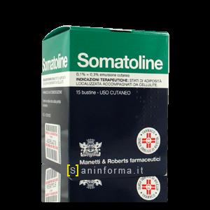Somatoline Emulsione Cutanea 15 Bustine