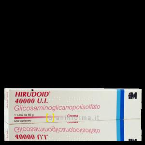 Hirudoid 40000 U.I. Glicosaminoglicanopolisolfato