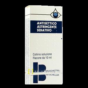 Antisettico Astringente Sedativo Collirio Soluzione
