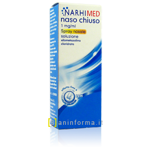 Narhimed Adulti Spray Nasale 1mg/ml
