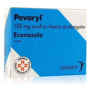 Pevaryl 150 mg Ovuli a Rilascio Prolungato