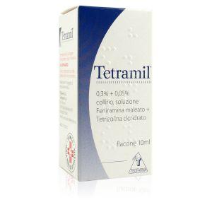 Tetramil 0,3% + 0,05% Collirio