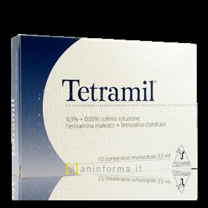 Tetramil Collirio Monodose ml 0,5