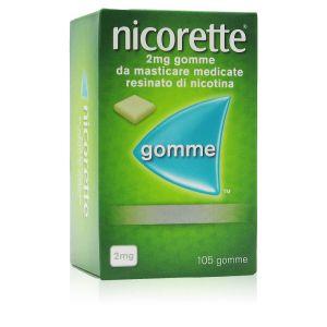 Nicorette Gomme Da Masticare Medicate 2 Mg