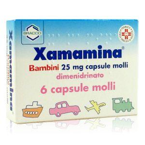 Xamamina Bambini 25 mg