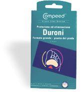 Compeed Duroni Pianta del Piede