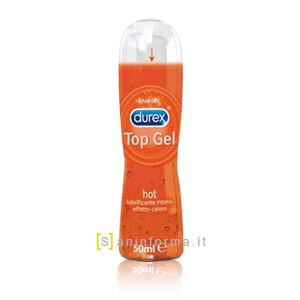Durex Top Gel Hot