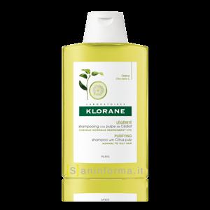 Klorane Shampoo Vitaminizzato alla Polpa di Cedro