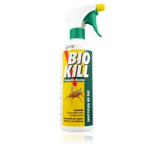 Bio Kill Insetticida Antiparassitario No Gas