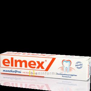 Elmex Dentifricio Senza Mentolo