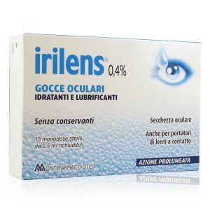 Irilens 0,4% Gocce Oculari Monodose Sterile