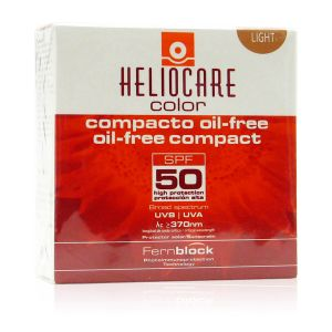 Heliocare Color Compatto Oil-Free Light SPF50