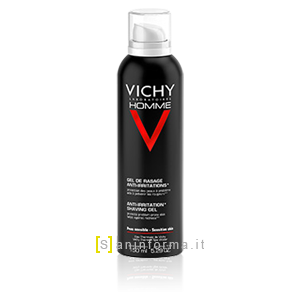 Vichy Homme Gel-Mousse da Barba
