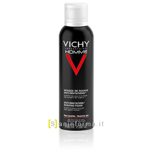 Vichy Homme Mousse da Barba Anti-Irritazione