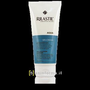 Rilastil Aqua GelCrema Detergente Viso