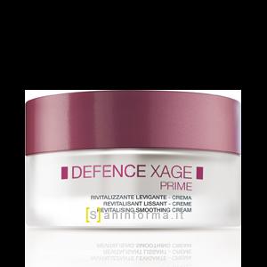Defence Xage Prime Crema Rivitalizzante Levigante