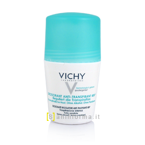 Vichy Deodorante Roll-On Anti-Traspirante 48H