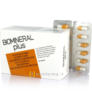 Biomineral Plus Integratore