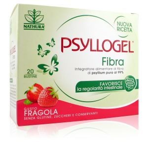 Psyllogel Fibra Fragola