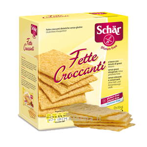 Schar Fette Croccanti senza Glutine