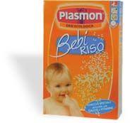 Plasmon Bebi Riso