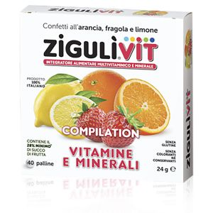 ZiguliVit Compilation Vitamine e Minerali