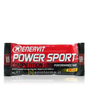 Enervit Power Sport Competition Gusto Cacao