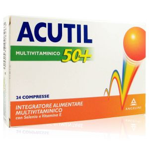 Acutil Multivitaminico 50+