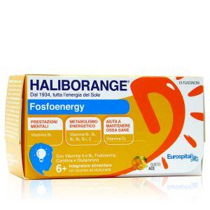 Haliborange Flaconcini