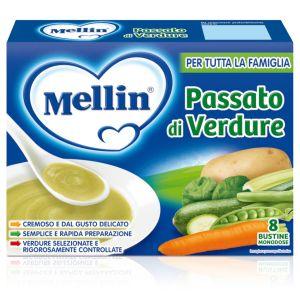 Mellin Passato di Verdure
