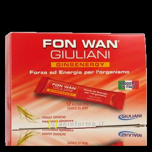 Fon Wan Giuliani Ginsenergy
