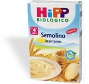 Hipp Semolino Istantaneo
