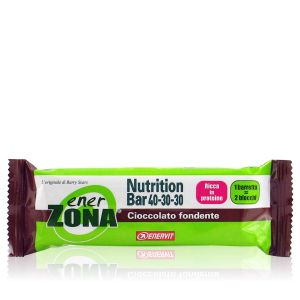 EnerZona Nutrition Bar 40-30-30 Gusto Cioccolato