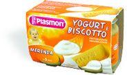Plasmon Merenda Yogurt e Biscotti